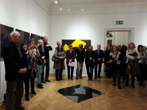 Vernissage »mixed positions«