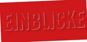 Logo Ausstellung Einlicke